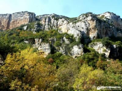 Selva Irati-Pirineo Navarro-Puente del Pilar;zapatillas trekking alto tajo rutas en bici botas trekk